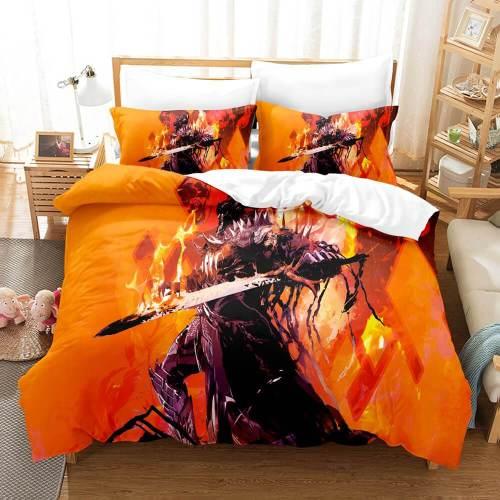 Game God Of War Cosplay Bedding Set Duvet Covers Comforter Bed Sheets