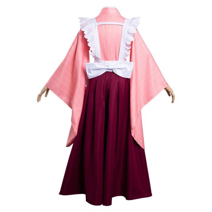 Miss Kobayashi'S Dragon Maid Tooru Cosplay Costumes Halloween Carnival Suit
