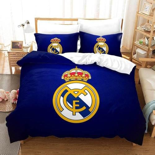Football Team Logo Bedding Sets Duvet Covers Comforter Bed Sheets