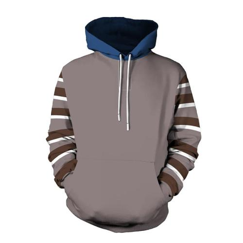 Creepypasta Hoodie Ticci Toby Jacket Cosplay Costume Anime 3D Sweatshirt Pullover For Adult And Kids