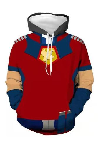 Suicide Squad Movie Death Shooter Cosplay Unisex 3D Printed Hoodie Sweatshirt Pullover