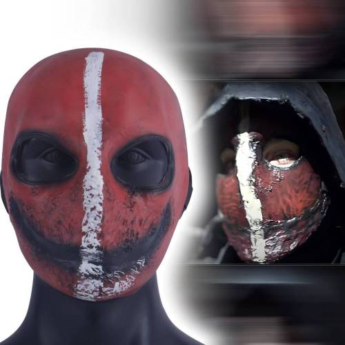 The Walking Dead Season 11 Reapers Cosplay Latex Mask Halloween Props