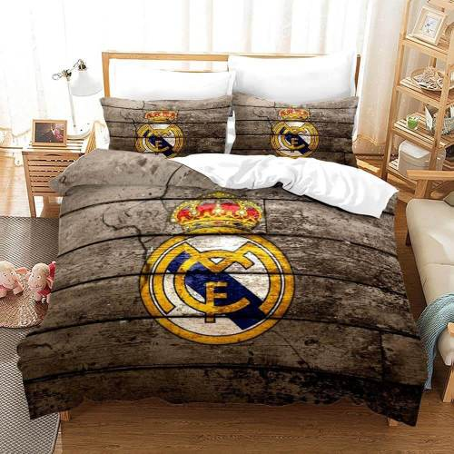Football Team Fcb Bedding Sets Duvet Covers Comforter Bed Sheets