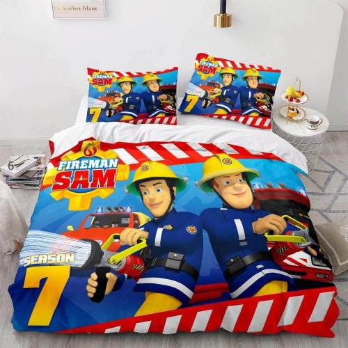 Classic Cartoons Animation 3 Pcs Bedding Sets Duvet Covers Bed Sheets