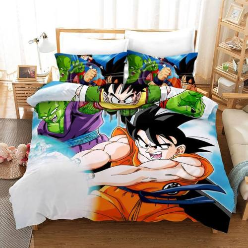 Dragon Ball Gt Cosplay Bedding Sets Duvet Covers Comforter Bed Sheets