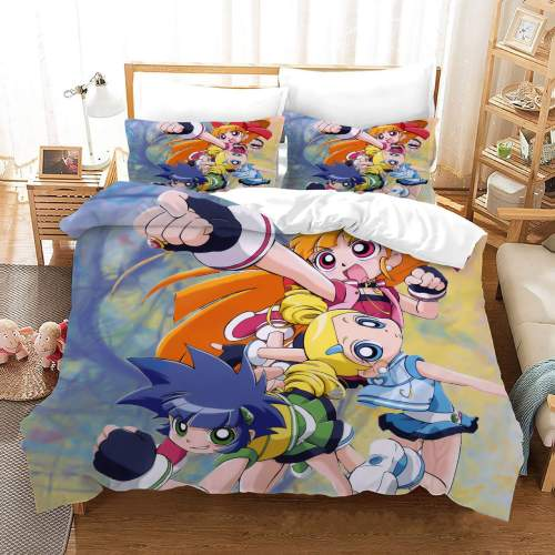 Classic Cartoons Animation Bedding Sets Duvet Covers Bed Sheets
