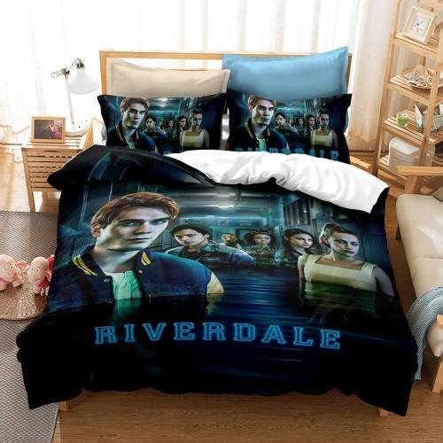 Riverdale Tv Cosplay Bedding Sets Duvet Covers Comforter Bed Sheets