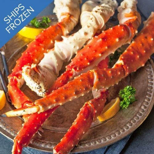 🔥SELLING🔥-COLOSSAL RED KING CRAB LEGS