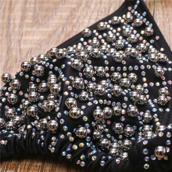 Diamond and Pearl Bikini