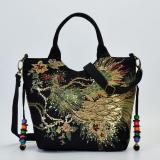 Phoenix Embroidery Chinese Ethnic Style Chic Bag