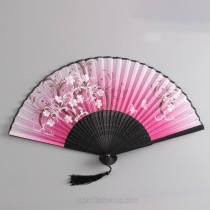 Traditional Chinese Foldable Fans
