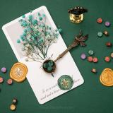 Retro-style Wax Seal for Personal Use or Present
